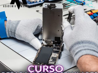 Reparación básica de telefonía móvil Modulo 4