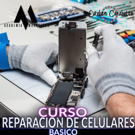 Reparación básica de telefonía móvil – Conectores FPC, lector SIM y Micro SD