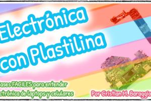electronica con plastilina TAPA